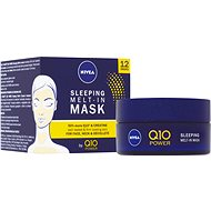 NIVEA Q10 Power Sleeping Melt-In Mask 50 ml - Pleťová maska