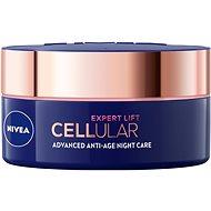 NIVEA Hyaluron Cellular Filler Elasticity-Reshape Night Cream 50 ml - Pleťový krém