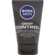 NIVEA MEN Deep Clean Gel 100 ml - Čisticí gel