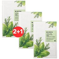 MIZON Joyful Time Essence Mask Herb 23 g 2+1