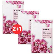 MIZON Joyful Time Essence Mask Rose 23 g 2+1