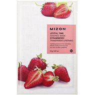 MIZON Joyful Time Essence Mask Strawberry 23 g - Pleťová maska