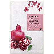 MIZON Joyful Time Essence Mask Pomegranate 23 g - Pleťová maska
