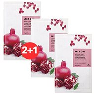 MIZON Joyful Time Essence Mask Pomegranate 23 g 2+1
