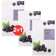 MIZON Joyful Time Essence Mask Acai Berry 23 g 2+1