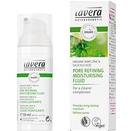 LAVERA Pore Refining Moisturising Fluid Organic Mint 50ml - Face Fluid
