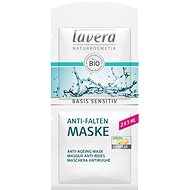 LAVERA Basis Sensitiv Mask Q10  2× 5 ml - Pleťová maska