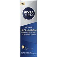 NIVEA MEN Hyaluron Anti-Age Face Gel 50 ml - Pánský pleťový krém
