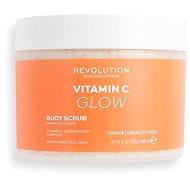 REVOLUTION SKINCARE Body Vit C Glow Body Scrub, 300ml
