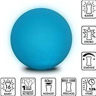 Colour changing Sphere 40cm - Taburet