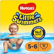 HUGGIES Little Swimmers vel. 5/6 (11 ks) - Plenkové plavky