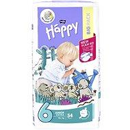 BELLA Baby Happy Junior Extra vel. 6 (54 ks) - Dětské pleny