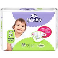 PANDA Junior vel. 5 (36 ks)