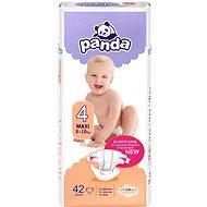 PANDA Maxi vel. 4 (42 ks) - Dětské pleny