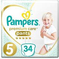 PAMPERS Pants Premium Care Junior vel. 5 Megabox (68 ks)