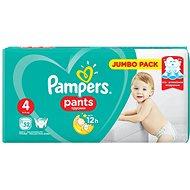 PAMPERS Pants vel. 4 Maxi (52ks) - Jumbo Pack - Dětské plenkové kalhotky
