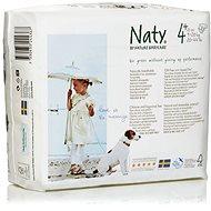 NATY Maxi+ vel. 4+ (25 ks) - Dětské pleny