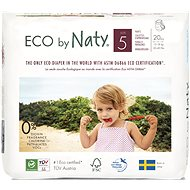 NATY Junior size 5 (20 pcs) - Eco Diaper Pants