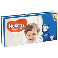 HUGGIES Ultra Comfort Jumbo vel. 4 (54 ks) - Dětské pleny