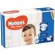 HUGGIES Ultra Comfort Jumbo vel. 5 (46 ks) - Dětské pleny