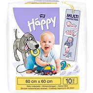 BELLA Baby Happy Dětské podložky 60 × 60 cm, 10 ks