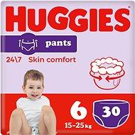 HUGGIES Pants Jumbo vel. 6 (30 ks) - Plenkové kalhotky