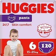 HUGGIES Pants Jumbo vel. 6 (120 ks)