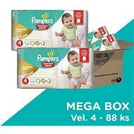 PAMPERS Pants Premium Care Maxi vel. 4 Megabox (88 ks) - Plenkové kalhotky