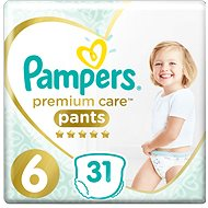 PAMPERS Pants Premium vel. 6 (36 ks)