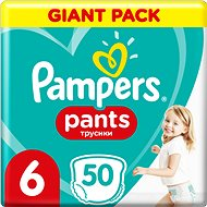 PAMPERS Pants Extra Large vel. 6 (45 ks)