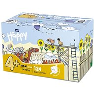 BELLA Baby Happy Maxi Plus Box vel. 4+ (124 ks)