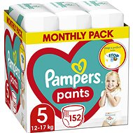 PAMPERS Pants size 5 (152 pcs) - Nappies