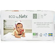 NATY Mini size 2 (33 pcs) - Eco Diapers