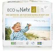 NATY Maxi size 4 (26 pcs) - Eco Diapers