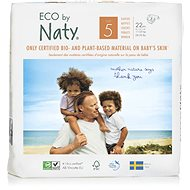 NATY Junior size 5 (22 pcs) - Eco Diapers