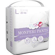 MonPeri Pants, size L (20pcs) - Nappies