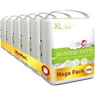 MonPeri Pants Mega Pack vel. XL (108 ks) - Plenkové kalhotky