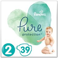 PAMPERS Pure Protection vel. 2 (39 ks)