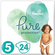 PAMPERS Pure Protection vel. 5 (24 ks)