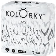KOLORKY DAY Heart - Eco Diapers