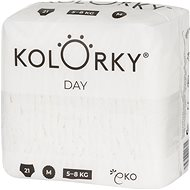 KOLORKY DAY NATURE vel. M (21 ks) - Eko pleny