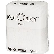 KOLORKY DAY NATURE vel. XL (17 ks) - Eko pleny