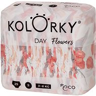 KOLORKY DAY Flowers - Eco Diapers