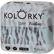 KOLORKY DAY Feathers - Eco Diapers