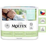 MOLTEX Pure & Nature Newborn vel. 1 (22 ks)