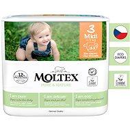 MOLTEX Pure & Nature Midi vel. 3  (33 ks) - Eko pleny