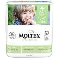 MOLTEX Pure & Nature Maxi vel. 4 (29 ks) - Eko pleny