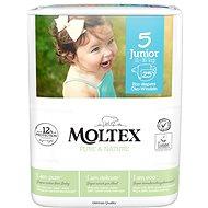 MOLTEX Pure & Nature Junior vel. 5 (25 ks) - Eko pleny