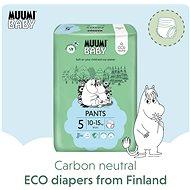 MUUMI BABY Walkers vel. 5 (38 ks) - Eko plenkové kalhotky