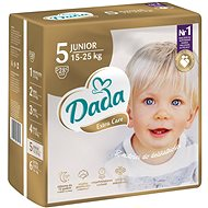 DADA Extra Care JUNIOR vel. 5, 28 ks - Dětské pleny